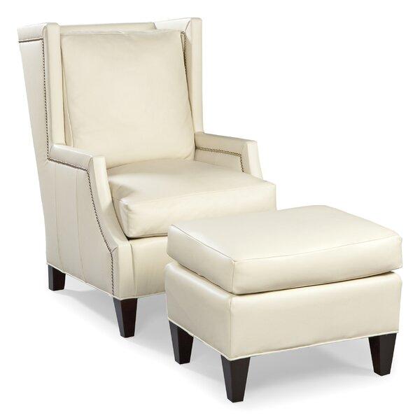 Stuart Ottoman by Fairfield Chair