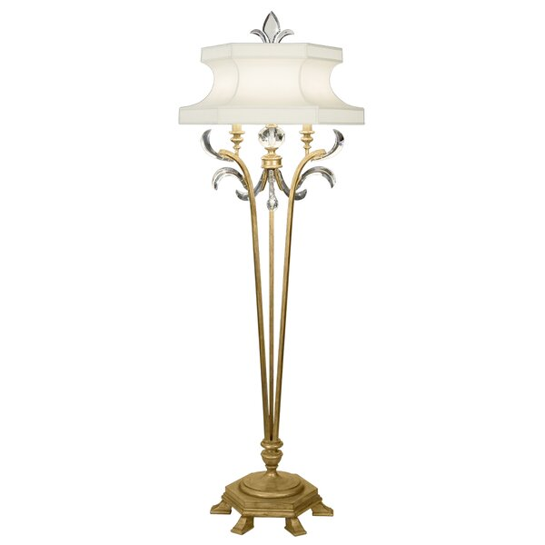 Beveled Arcs 72 Floor Lamp by Fine Art Lamps