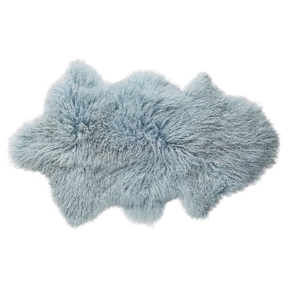 Hoglund Blue Area Rug by Mercer41