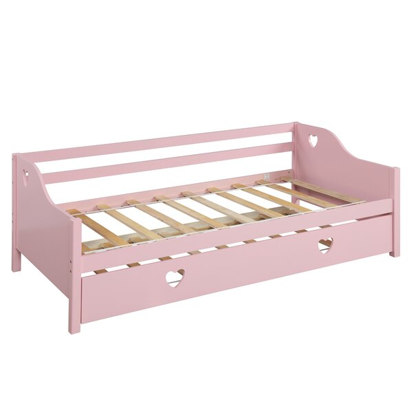 Arietta Twin Daybed With Trundle By Gracie Oaks
