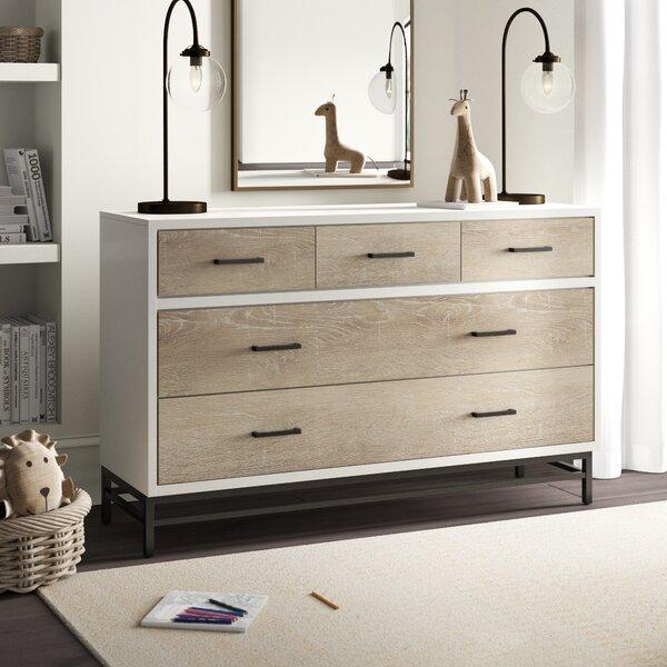 Appling 5 Drawers Dresser by Greyleigh