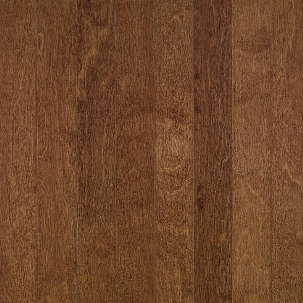 Turlington 5 Engineered Birch Hardwood Flooring in Clove by Bruce Flooring