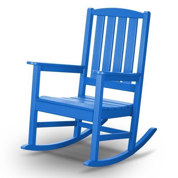 Janae Rocking Chair by Bayou Breeze