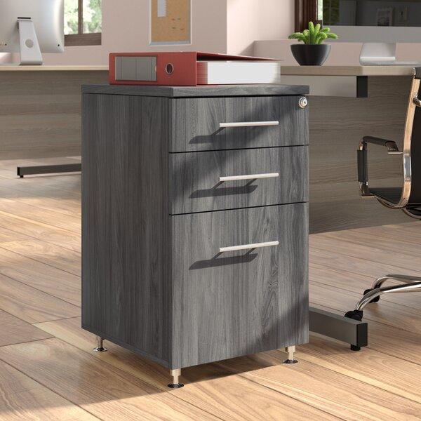 Tribeca 3-Drawer Vertical Filing Cabinet