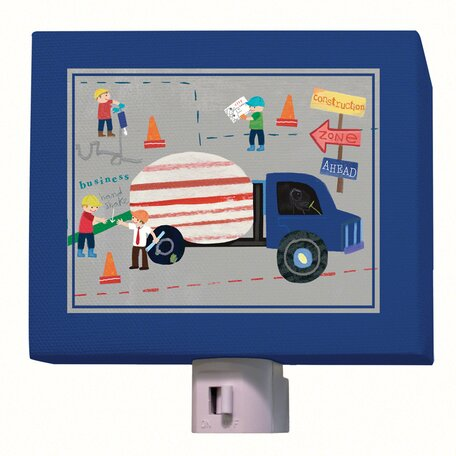 Construction Night Light by Oopsy Daisy