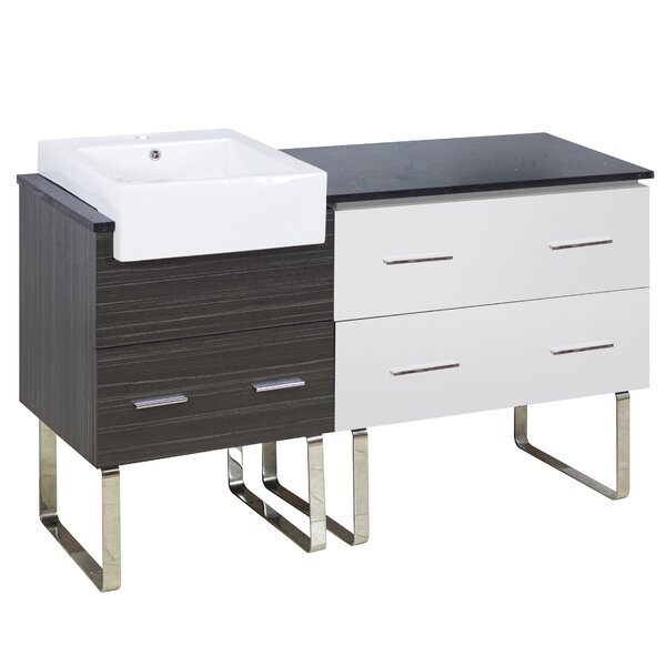Bartell 61 Single Bathroom Vanity Set by Orren Ellis