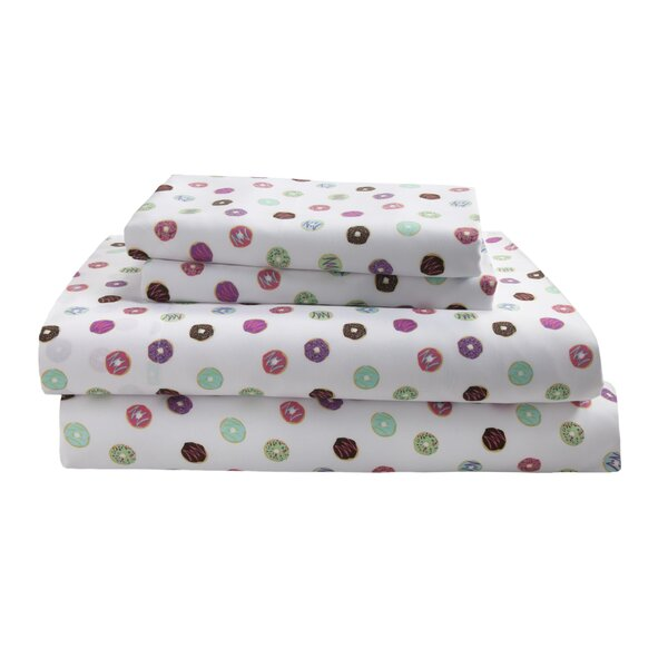 Johansen Percale Sheet Set by Zoomie Kids