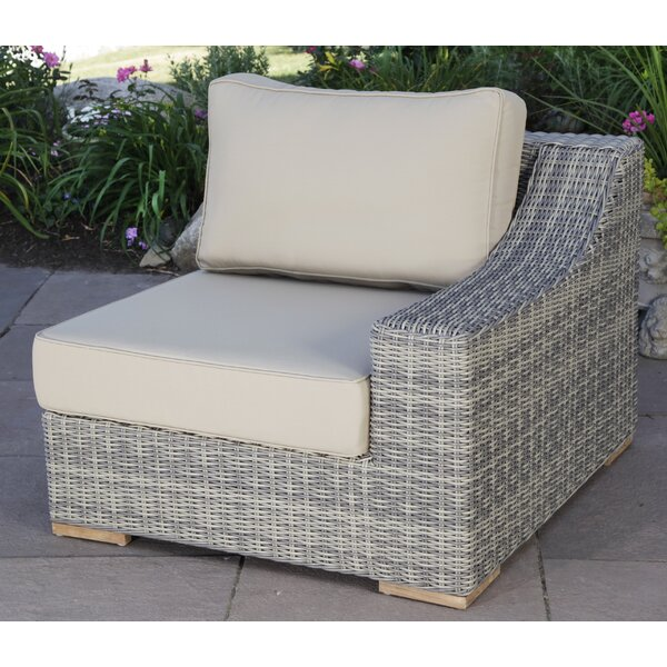 Corsica Right Arm Chair with Cushion by Madbury Road