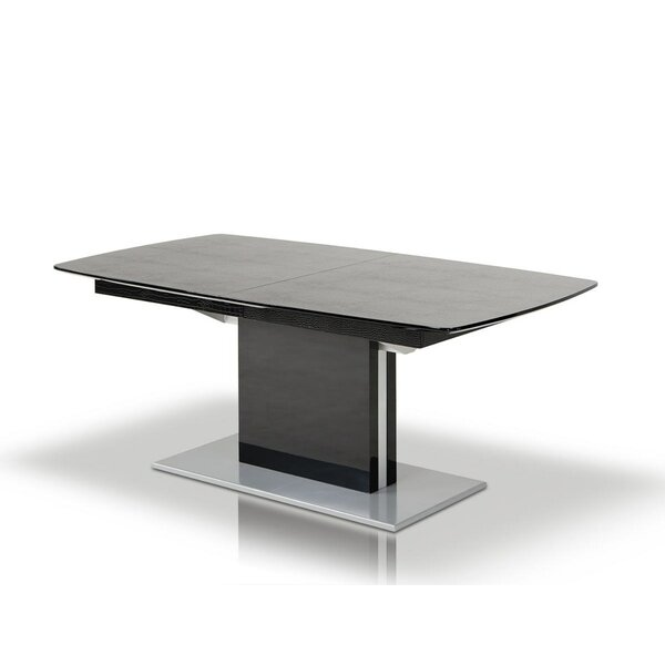 Oates Extendable Dining Table by Brayden Studio