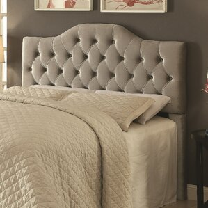 Amy Upholstered Panel Headboard by Willa Arlo Interiors