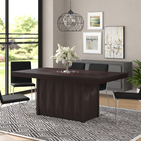 Bunton Modern Dining Table by Brayden Studio