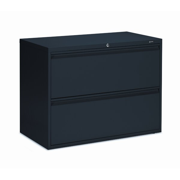 1900P Series 2-Drawer  File by Global Total Office