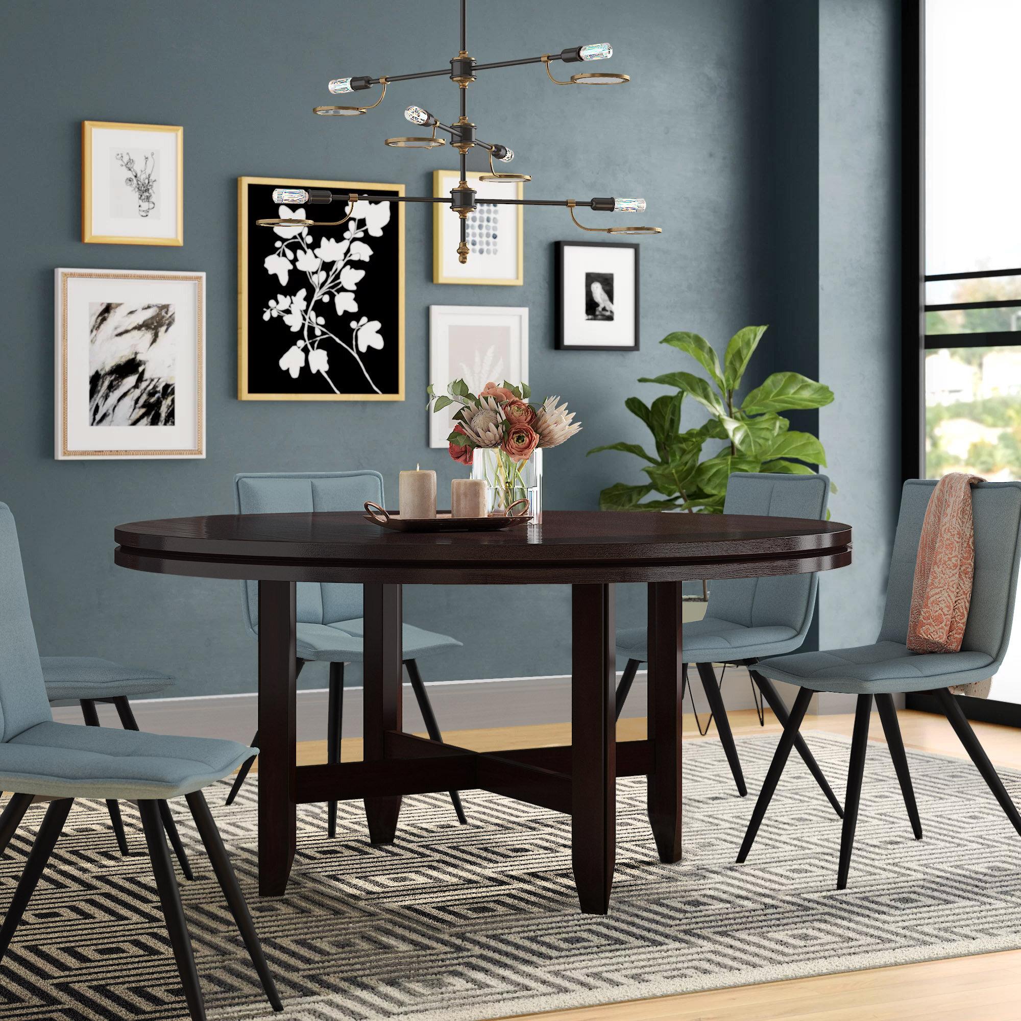 Winston porter fenley contemporary dining table reviews wayfair