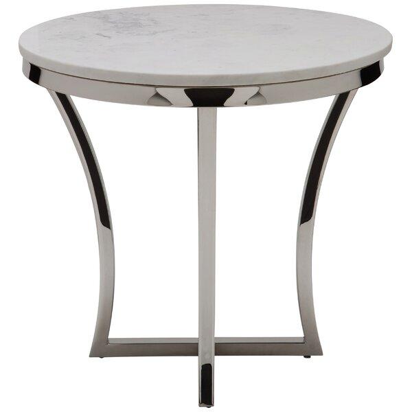Aurora End Table by Nuevo