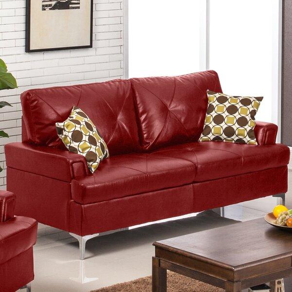 Get Name Brand Elma Sofa by Orren Ellis by Orren Ellis