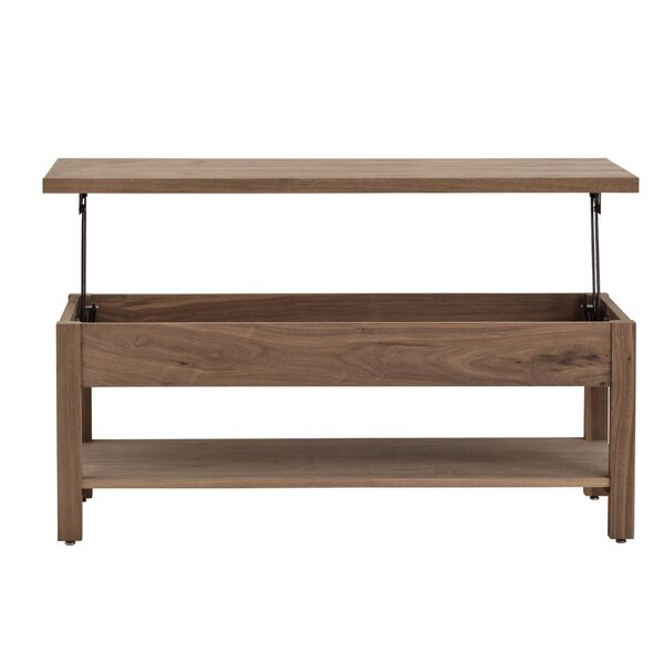 Arwood Unfolding Coffee Table by Loon Peak
