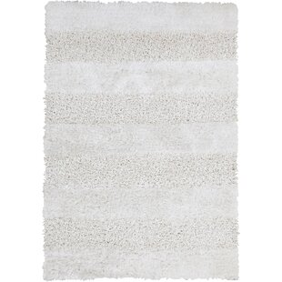 Affordable Winfrey White Area Rug By Darby Home Co