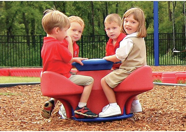 Teeter with Plain Top by Little Tikes Commercial