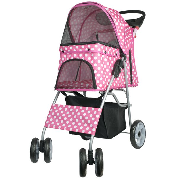 Nilson Foldable Carrier Pet Stroller by Tucker Murphy Pet