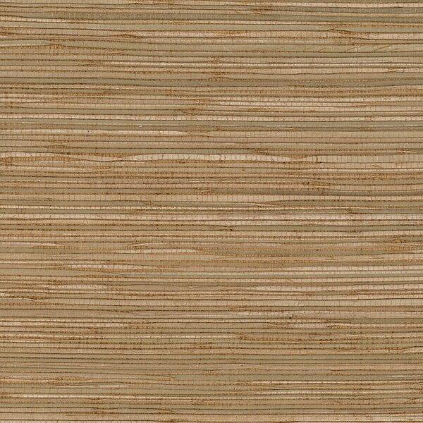 Revere 24 X 36 Fine Seagrass Wallpaper By Bay Isle Home.