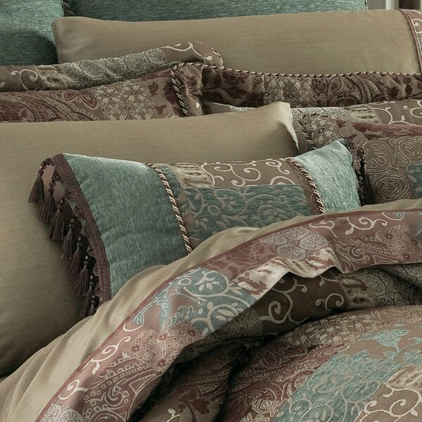 Galleria Boudoir Pillow by Croscill Home Fashions