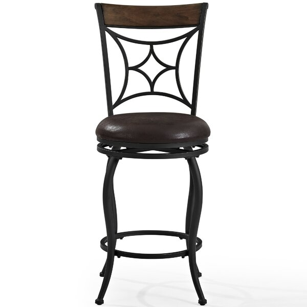 Betz 26 Swivel Bar Stool by Charlton Home