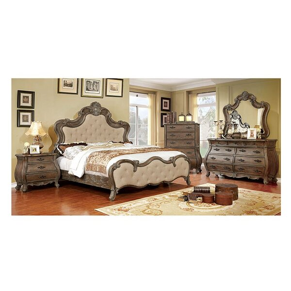 Kristopher Panel Configurable Bedroom Set by Astoria Grand