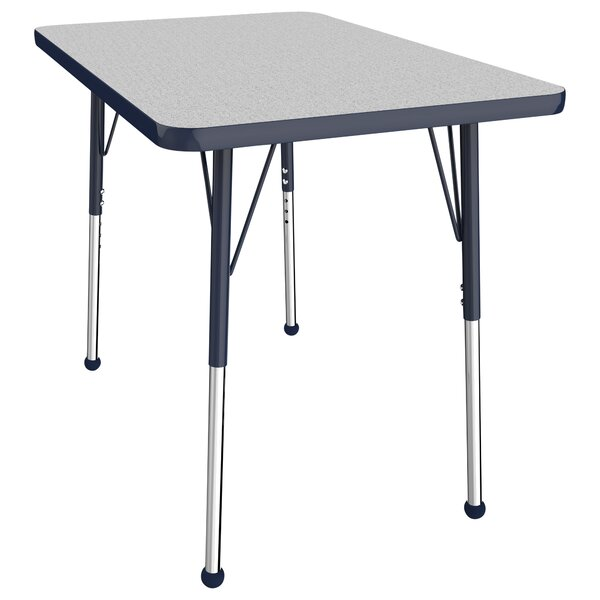 Rectangular Activity Table by ECR4kids
