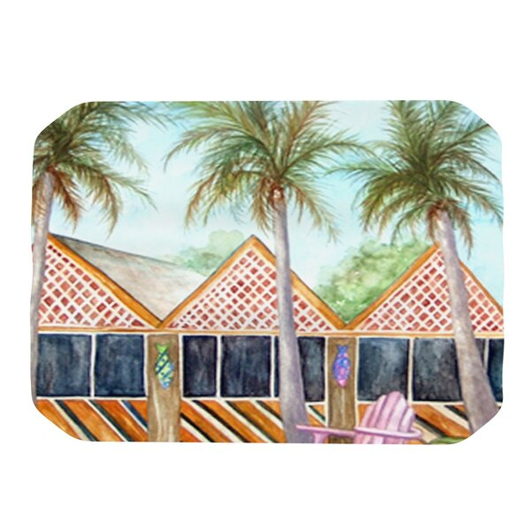 MCT on Sanibel Placemat by KESS InHouse