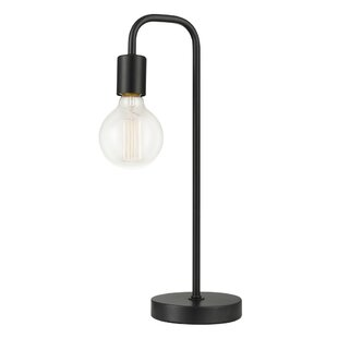 Modern contemporary table lamps allmodern hayfork bally 18 desk lamp greentooth Choice Image