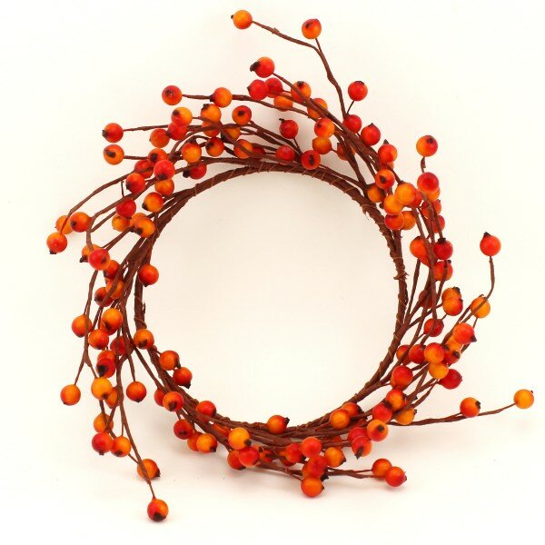 Berry Ring 6.25 Wreath by The Holiday Aisle