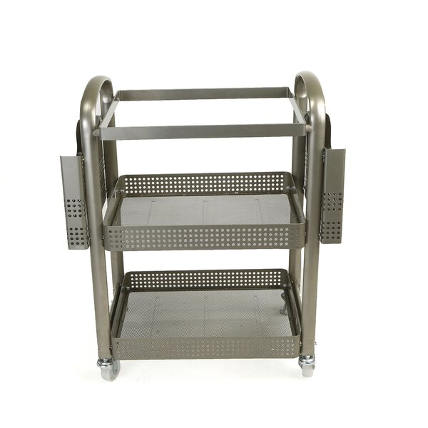 Heavy Duty Mobile File Cart By Mind Reader.