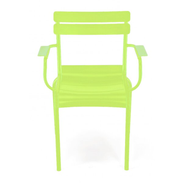 Chatou Stacking Patio Dining Chair (Set of 4) by Design Lab MN
