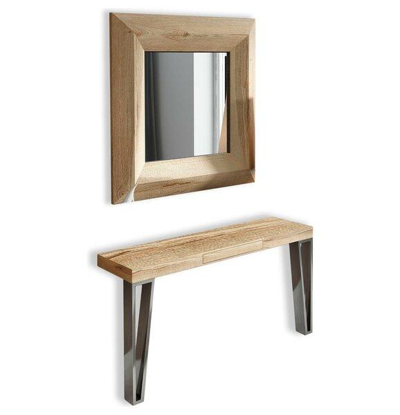 Saybrook Console Table And Mirror Set By Brayden Studio®
