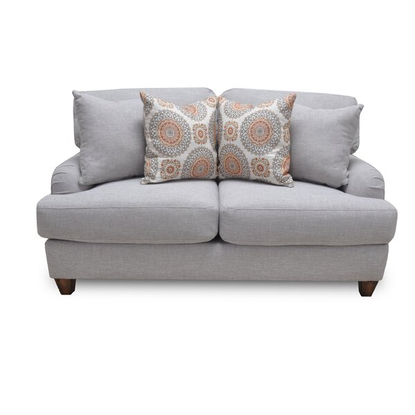 Ahmed Loveseat by Latitude Run