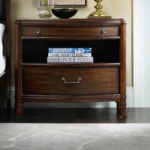 Palisade 2 Drawer Nightstand by Hooker Furniture