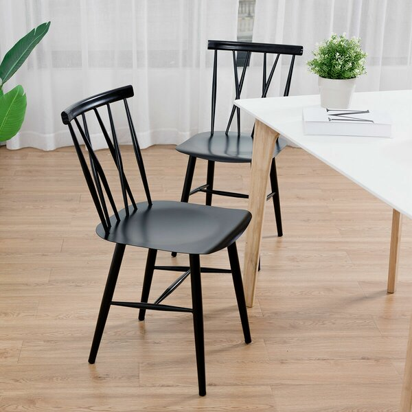 Encinal Dining Chair (Set of 2) by Gracie Oaks
