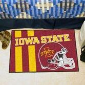 NCAA Iowa State University Starter Doormat by FANMATS