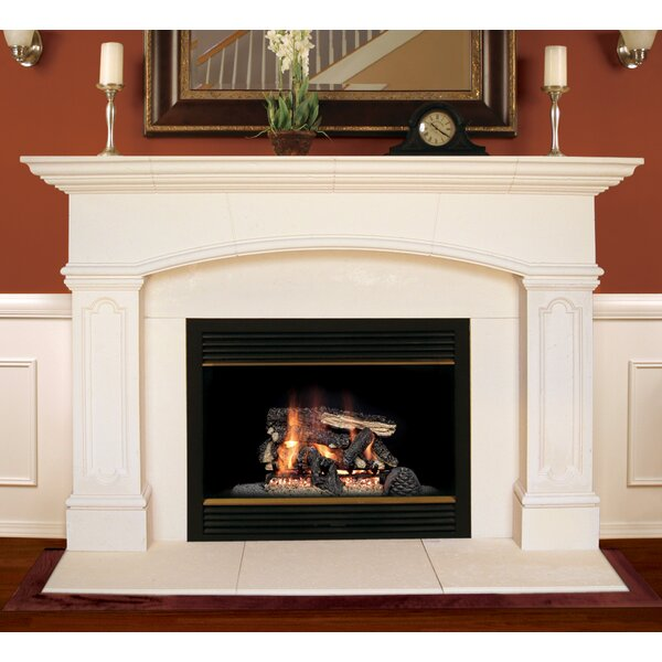 Abington Fireplace Mantel Surround By Americast Architectural Stone