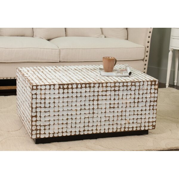 Sherlyn Coffee Table by Beachcrest Home