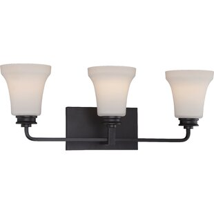 Best Price Crainville 3-Light Vanity Light By Winston Porter