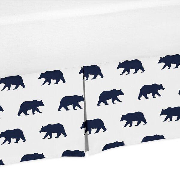 Big Bear Toddler Bed Skirt by Sweet Jojo Designs
