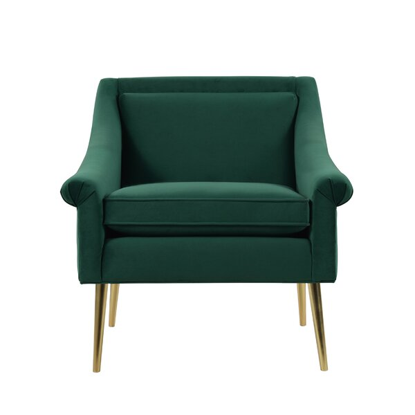 Gilpin Armchair by Everly Quinn Everly Quinn