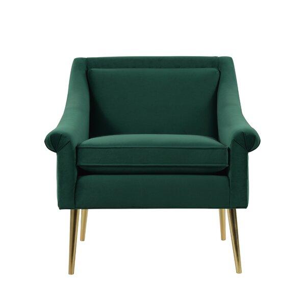 Gilpin Armchair by Everly Quinn Everly Quinn