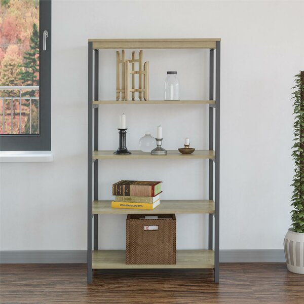 Vanessa Standard Bookcase by Ebern Designs