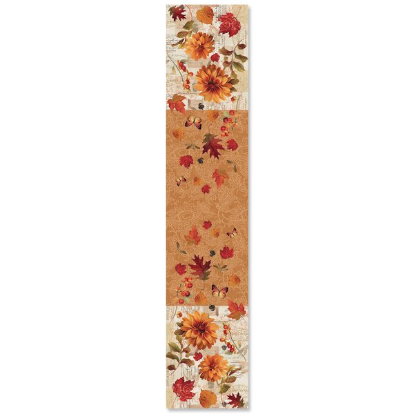 Gier Fall in Love Table Runner by August Grove