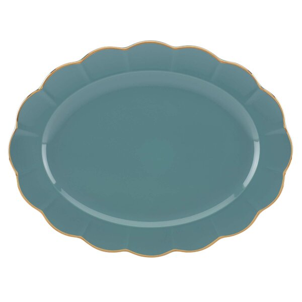 Oval Platter by Marchesa by Lenox