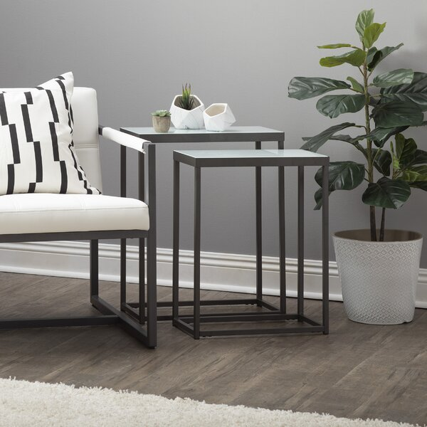 Camber End Table by Studio Designs HOME Studio Designs HOME
