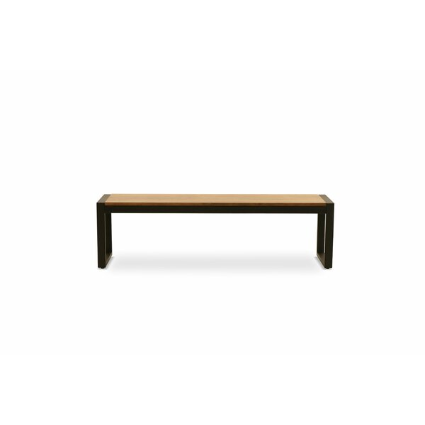 Gerrod Wood Bench by 17 Stories