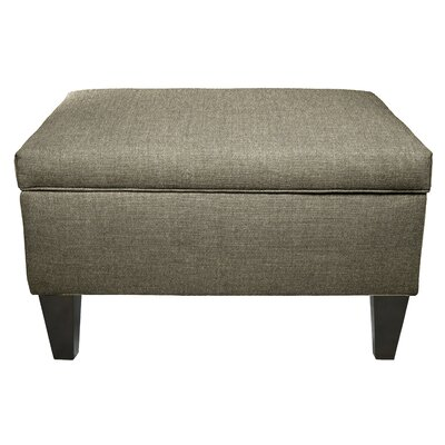 Phenomenal Winston Porter Zaylee Storage Ottoman Color Brindle Squirreltailoven Fun Painted Chair Ideas Images Squirreltailovenorg
